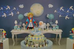 #birthday, #boy, #blue, #yellow, #littleprince