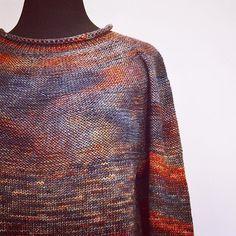 Sweater by @thestitchbitchh | malabrigo Rios in Poción