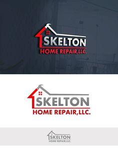 Home repair logo design Logo Design by AM Interactive Design