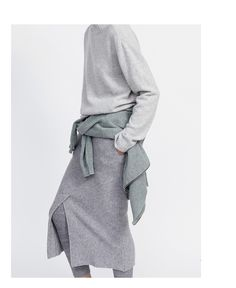 "skt4ng: ""Close Knit"" | Louise Mikkelsen By Stephen Ward For Elle Australia February 2015"