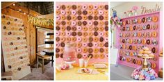 People are having doughnut walls at their weddings and it's amazing - CosmopolitanUK