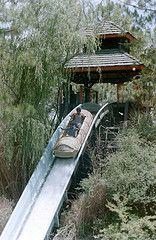 "AstroWorld - Oriental Corner - Bamboo Shoot - ""Shooting"" down the hill Landscape Elements, Landscape Plans, Landscape Design, Garden Design, Houston Architecture, Landscape Architecture, Six Flags Houston, Astroworld Houston, Great Memories"