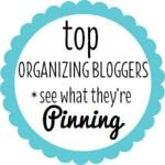 The Top Organizing Bloggers Have a New Pinboard!