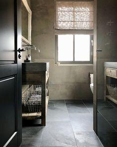 This kind of DIY bathroom remodel is truly a remarkable design theme. Diy Bathroom Remodel, Bathroom Interior, Bathrooms Remodel, Bathroom Decor, Rustic Remodel, Rustic Shower, Bathroom Design, Natural Bathroom, Master Bathroom Renovation