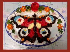 Salad Butterfly