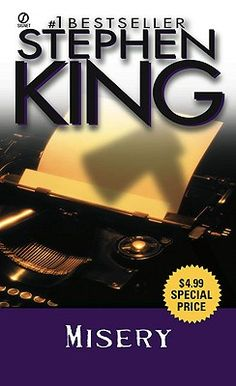 My favorite Stephen King book I've read so far...Now that it's Halloween season I'll have to read a lot more Stephen King