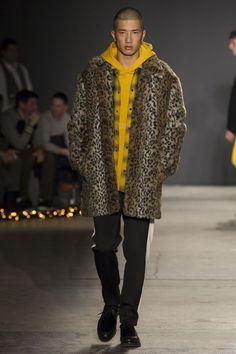 Ovadia & Sons Autumn/Winter 2017 Menswear