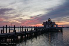 """500px / Photo """"Lighthouse at Dawn-2925"""" by Gregg Southard"""