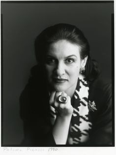 Paloma Picasso | photography by Timothy Greenfield-Sanders