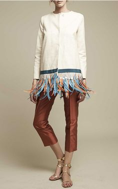 Anna Sammarone Spring Summer 2016 Look 13 on Moda Operandi
