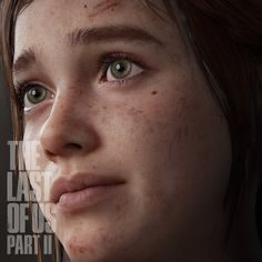 The Last Of Us2, Anatomy Practice, 3d Face, Face Shapes, Character Design, Artwork, Genre, Emma Watson, Sims 4