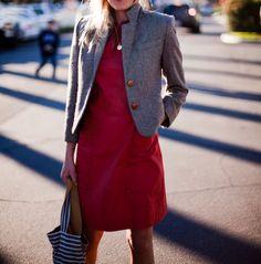 emersonmade 1960s tweed jacket