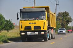 DAC Commercial Vehicle, Eastern Europe, Fiat, Abs, Trucks, Vehicles, Crunches, Abdominal Muscles, Truck