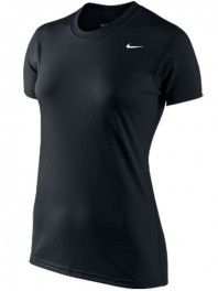 Nike Women's Legend Tee! Classy! Something every girl needs to get her workout on. #hibbett @Hibbett Sports®