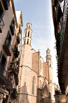 Barcelona is one of the oldest cities on the Iberian peninsula. Discover its past on this medieval route through the stories and legends of the Catalan capital. Barcelona Tourism, Medieval, Iberian Peninsula, Old City, Santa Maria, Notre Dame, Past, Roman, Trail