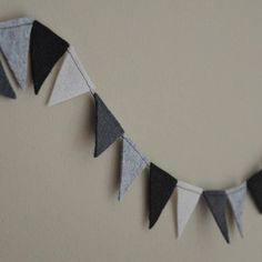 Those of you who know me know that I don't need any persuasion to hang up a bunting! #maisonphoenix #badassmaker #madeinedinburgh #edietsy #colormehappy #happyhome #feltbunting #feltgarland #minipennant #deskgarland #homedecor #partydecor #workspacedecor #nurserydecor #homestyling #monochrome Felt Bunting, Felt Garland, Accessories Shop, Nursery Decor, Monochrome, Etsy Shop, House Styles, How To Make, Instagram