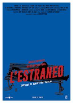L'Estraneo (The Outsider) film poster 2018 B