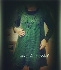 #green #mycolor #crochet #dress #crochetdress #aveclecrochet #aveclecrochetlessons #ganchillo #uncinetto #βελονάκι #yarnaddict #crochetaddict #crocheteveryday