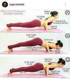 Guide to chaturanga.