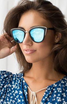 b2ffff8b540 Quay My Girl Óculos De Sol Do Olho De Gato