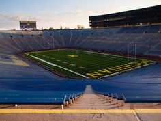 Uof M Stadium Ann Arbor, MI  This photo is not for public use. You must contact the photographer for licensing information. © 2010 DSPhotography / Dan Smith ALL RIGHTS RESERVED   http://www.youtube.com/watch?v=XHHoOzNcgHU