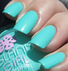 Love this color Get Nails, How To Do Nails, Hair And Nails, Big Island Volcano, Beauty Lookbook, Gal Got, Island Girl, Cool Nail Art, Tattoo You