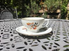 These are made using upcycled vintage teacup and saucer sets, with unscented candle wax. The best part is, when the candle is done just wash the cup out with hot water and you can use the it for tea again! Teacup Candles, Candle Wax, Upcycled Vintage, Tea Cups, Tableware, Mini, Handmade, Etsy, Dinnerware