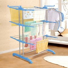 Kitchen Product present Royal Sapphire Stainless Steel Kitchen Stand Clothes Drying Racks, Clothes Dryer, Clothing Racks, Cloth Drying Stand, Free Standing Towel Rack, Plastic Hangers, Kitchen Rack, Shower Towel, Stainless Steel Kitchen