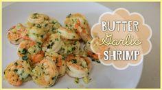 Weylies Kitchen: Butter Garlic Shrimp | ilikeweylie