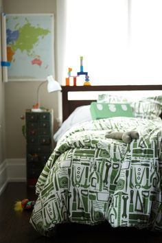 Hardware Bedding from landofnod.com. Launches late January.