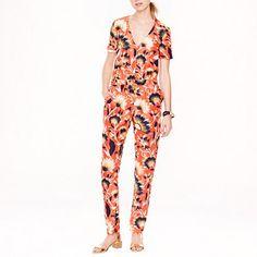 J.Crew Collection Jumpsuit http://www.rankandstyle.com/top-10-list/best-printed-jumpsuits/jcrew-collection-jumpsuit/