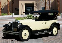 1926 DODGE BROTHERS TOURING