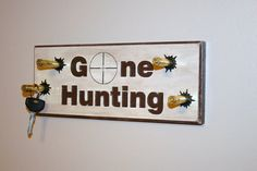 Hey, I found this really awesome Etsy listing at http://www.etsy.com/listing/62765037/gone-hunting-bullets-key-ring-holder-and