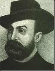 """George Viziinos (1849-1896) was one of the finest Greek pose writers and poets and one of the most important representatives of Greek literature. One of his most significant collections is """"Lyrika."""""""