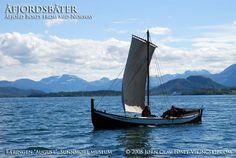 Åfjordsbåter fra Trøndelag - Wooden boats from Åfjord, Trøndelag, Norway - Trerøring - Vikingskip og norske trebåter - Viking ships and norse wooden boats
