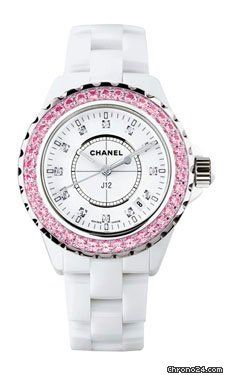 533f1f1933e Chanel J12 White Ceramic 33mm Quartz  9