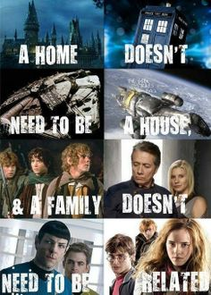 Life lessons from Geek   Culture.