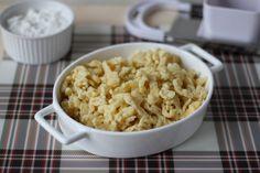 Galuszka czyli mączne kluski z jajka i mąki. Macaroni And Cheese, Ethnic Recipes, Blog, Mac And Cheese, Blogging