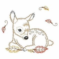 Embroidery Transfers, Embroidery Patterns Free, Embroidery Applique, Cross Stitch Embroidery, Machine Embroidery Designs, Vintage Embroidery, Vintage Fall, Baby Owls, Vintage Quilts