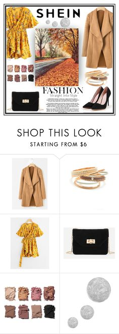 """Yellow"" by musicajla ❤ liked on Polyvore featuring Illamasqua and Topshop"