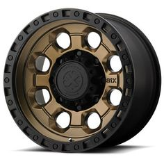 ATX Matte Bronze W/ Black Lip Wheels - American Racing Equipment, Inc. is the largest wheel company in the world, distributing more than Jeep Wheels, Off Road Wheels, Truck Wheels, Tacoma Wheels, Rims And Tires, Wheels And Tires, Car Rims, Truck Rims, Bronze Wheels