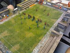 Bloodbowl Table