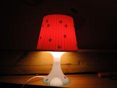 DIY: Pilzlampan - Erbsenprinzessin Blog Lighting, Blog, Home Decor, Decorating, Nice Asses, Decoration Home, Room Decor, Lights, Blogging
