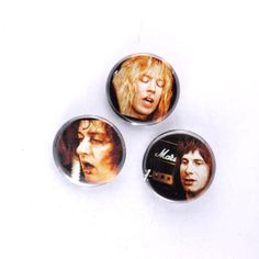 Spinal Tap Pin Set One of a Kind Buttons Movie Badges by JeepsterVintage on Etsy