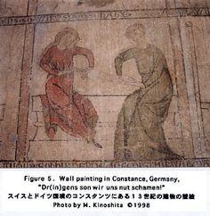 Fingerloop Braiding, 13c., Germany. Tablet Weaving, Hand Weaving, History Of Textile, Medieval Dress Pattern, Medieval Crafts, Jar Design, How To Make Rope, Braids With Weave, Medieval Life