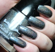 Dollish Polish Space, The Final Frontier - Hyperdrive - Swatches and Review