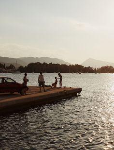 The Ancient Island of Poros Volcanic Rock, Set Sail, Surface Area, Greek Islands, Sailing, My Life, Pink, Travel, Viajes