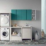 Kataloge zum Download und Preisliste für Idrobox | waschküche-schrank für waschmaschine By birex, waschküche-schrank aus ulme für waschmaschine, Kollektion idrobox