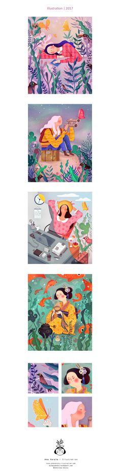 Illustration | 3 on Behance