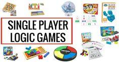 Best Single Player Logic Games for Kids